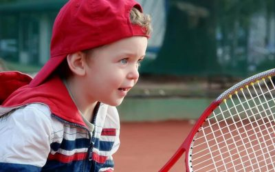 Benefits of taking a Tennis4Toddler session