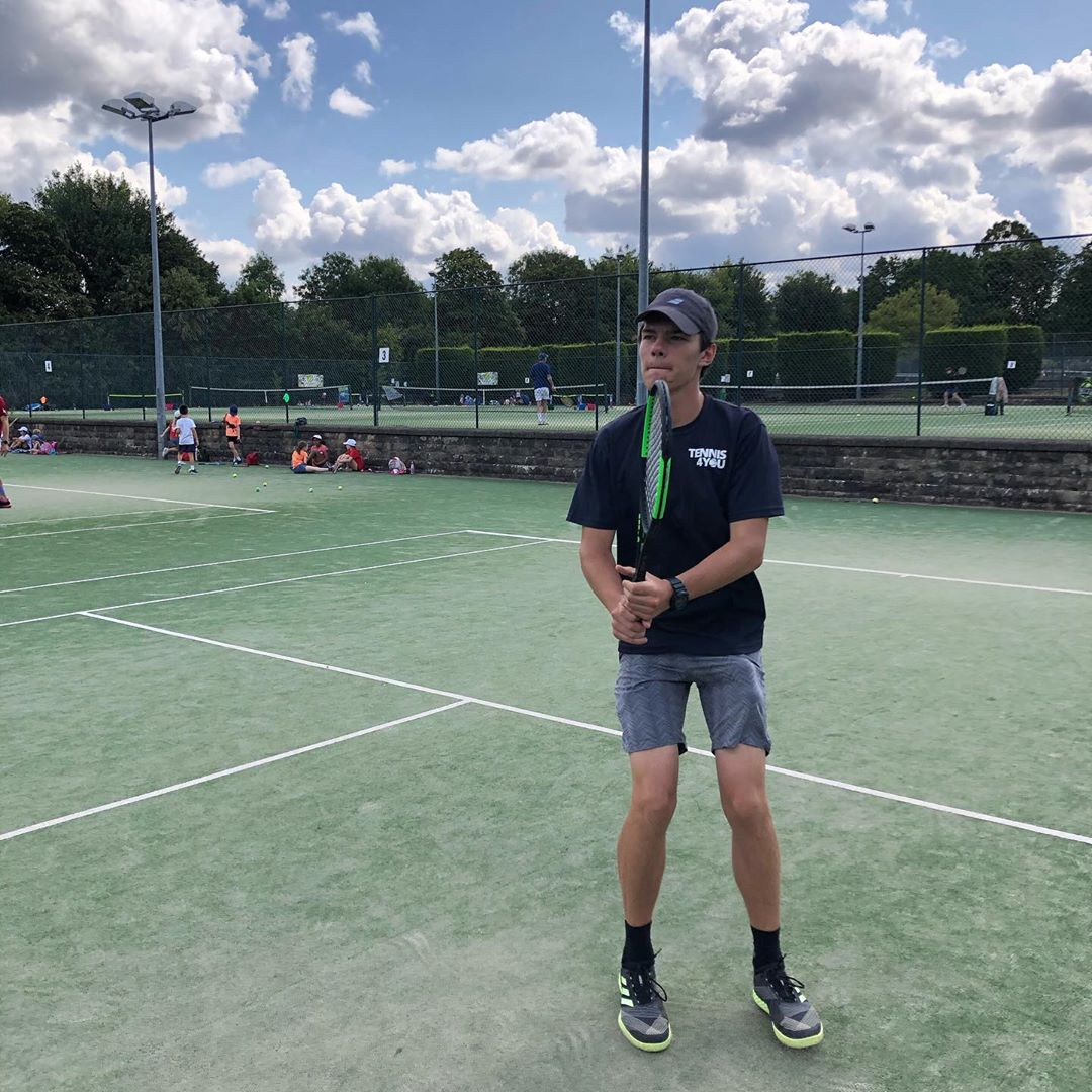 Tennis coaching in Wimbledon Park - Ed Harper